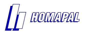 Kovolamináty HOMAPAL